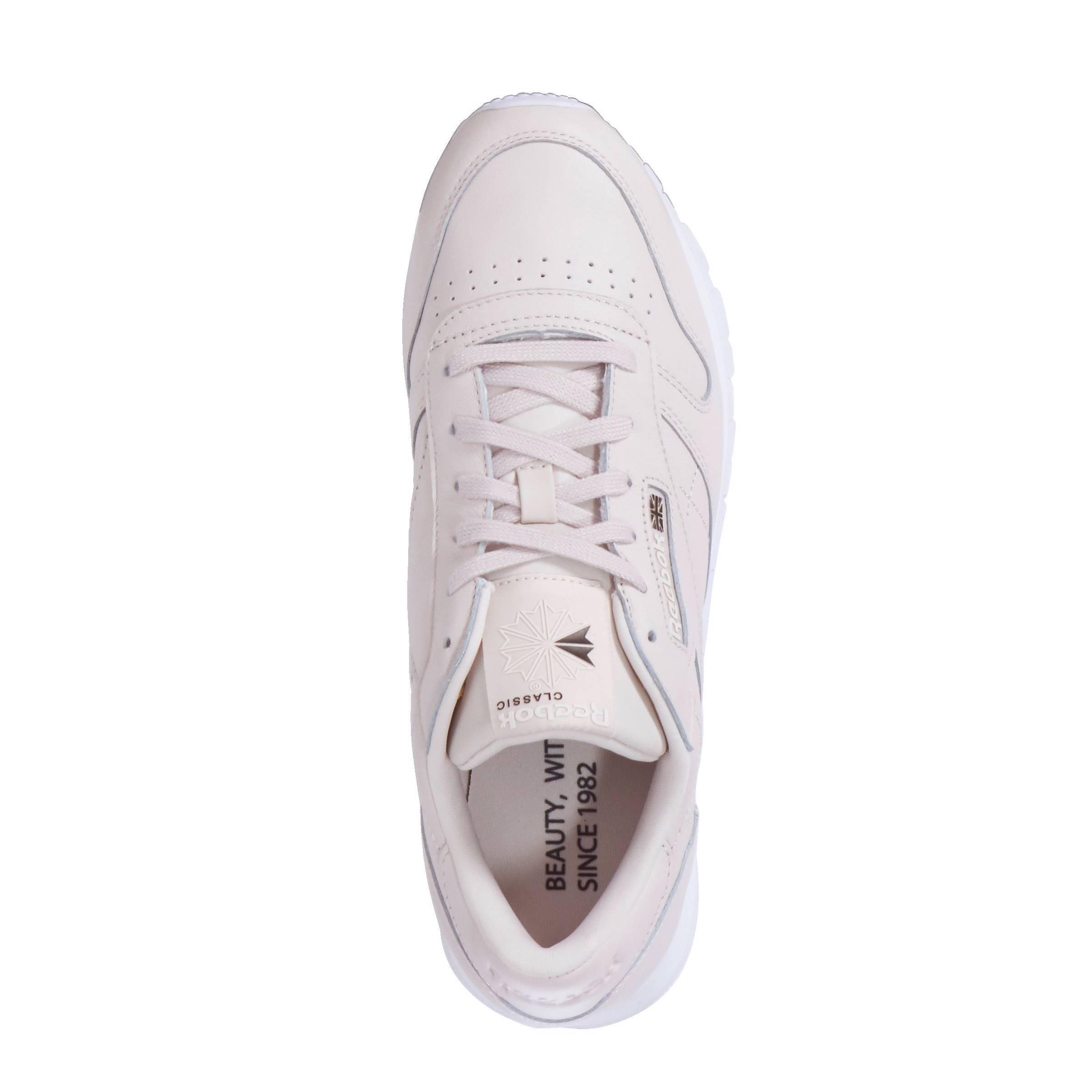 3ae6d715c1f Reebok Classics CL LTHR X FACE sneakers | wehkamp
