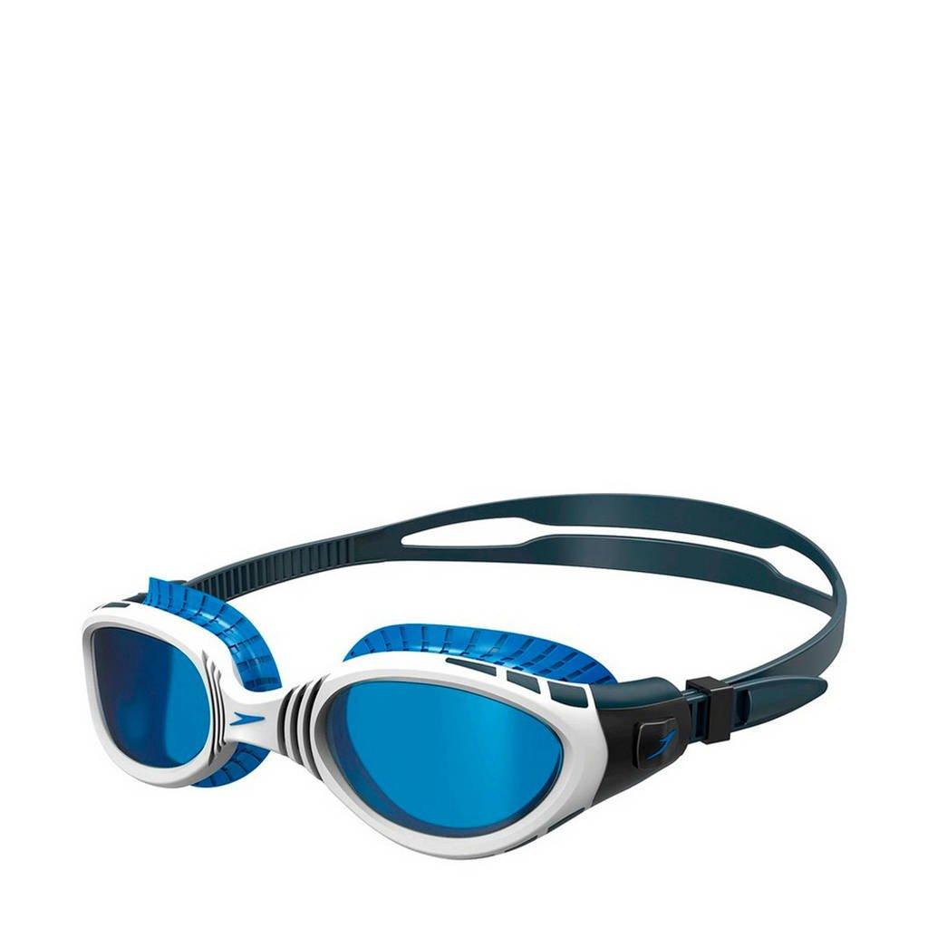 Speedo zwembril, Blauw/zwart