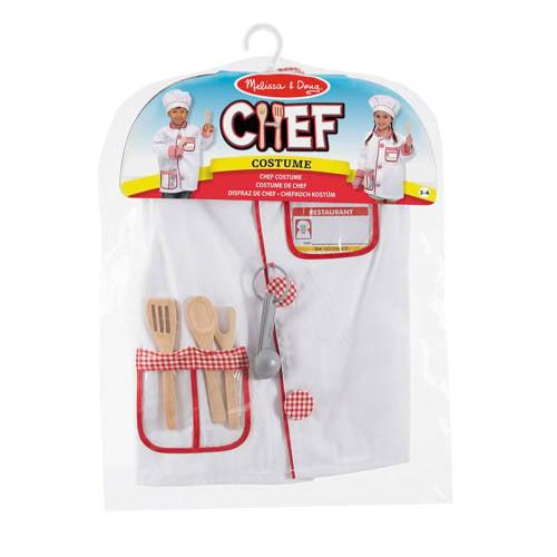 Melissa & Doug chefkok verkleedset kopen