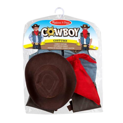 Melissa & Doug cowboy verkleedset kopen
