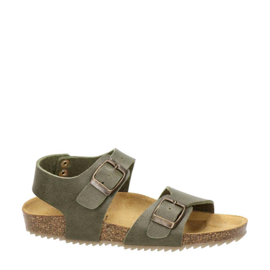 Nelson Kids   sandalen groen, Olijfgroen