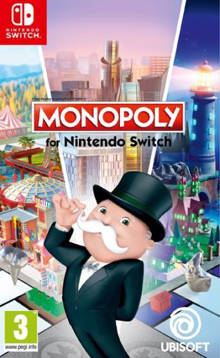 Monopoly (Nintendo Switch)