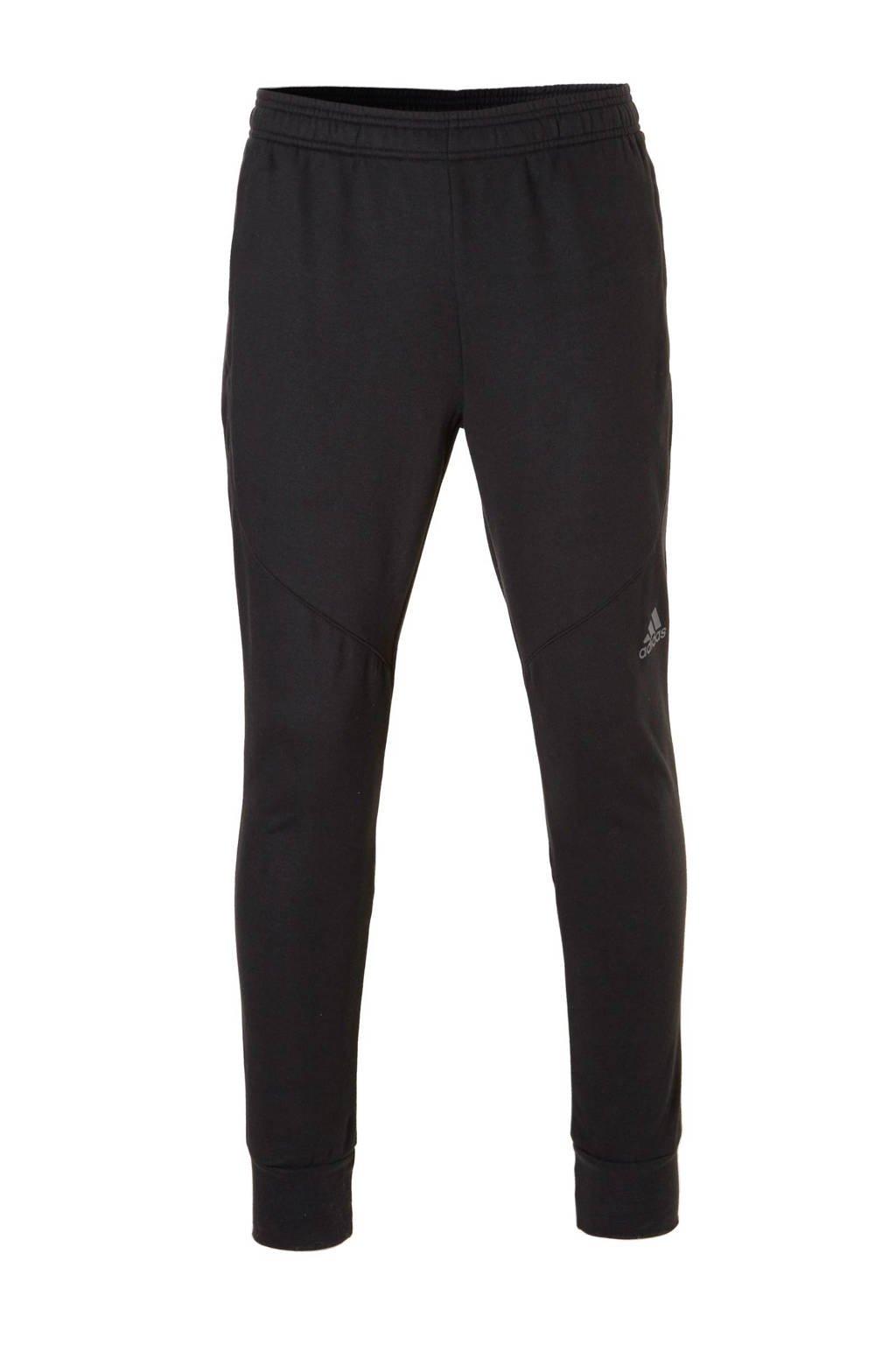 adidas joggingbroek, Zwart