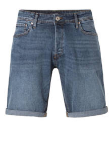 J&J Intelligence Rick regular fit jeans short