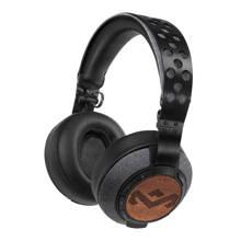Liberate XL BT over-ear bluetooth koptelefoon zwart