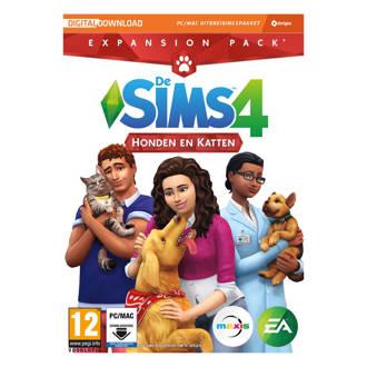 De Sims 4 Honden en katten - download code (PC)