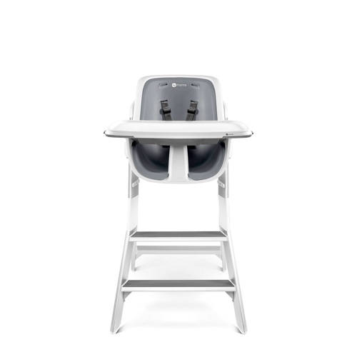 4moms Highchair kinderstoel white/grey magnetic magic kopen