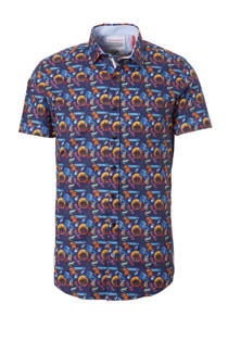 A fish named Fred regular fit overhemd (heren)