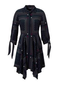 Hoggan jurk met all over print