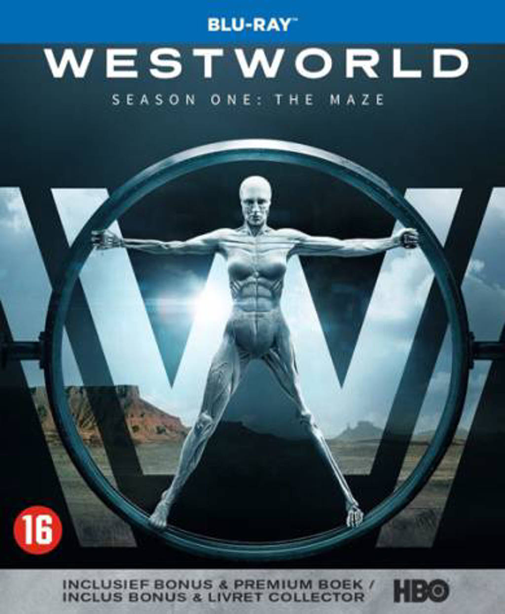 Westworld - Seizoen 1 (Blu-ray)