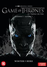 Game Of Thrones - Seizoen 7 (DVD)
