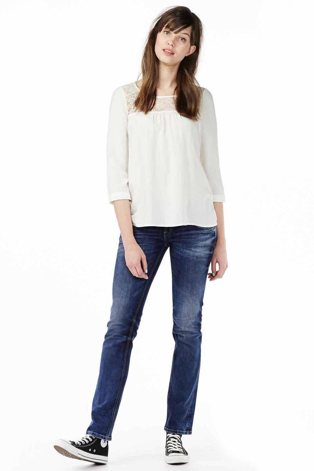 LTB Jonquil straight fit jeans, Dark blue denim