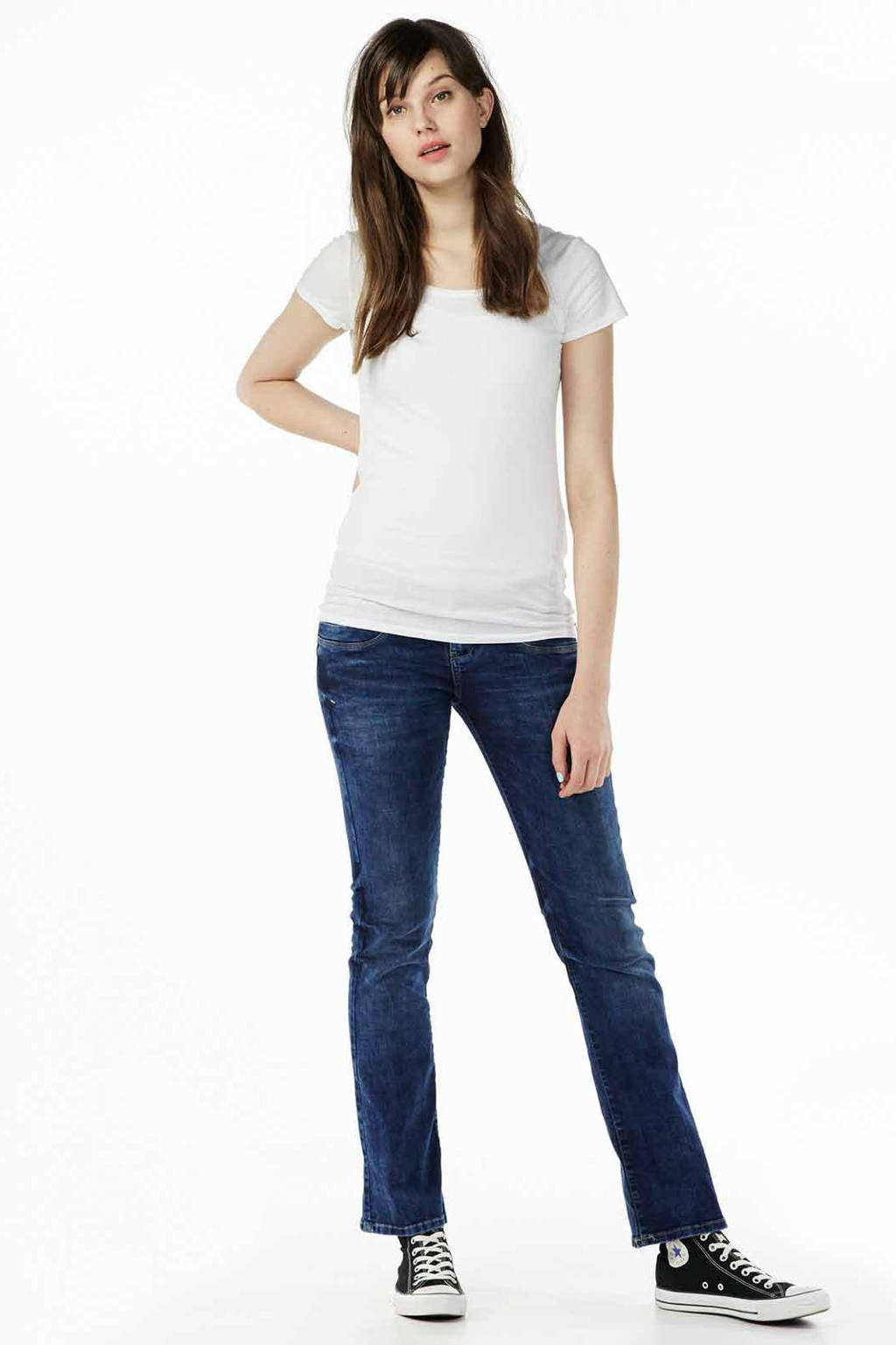 LTB Valerie bootcut jeans, donkerblauw denim