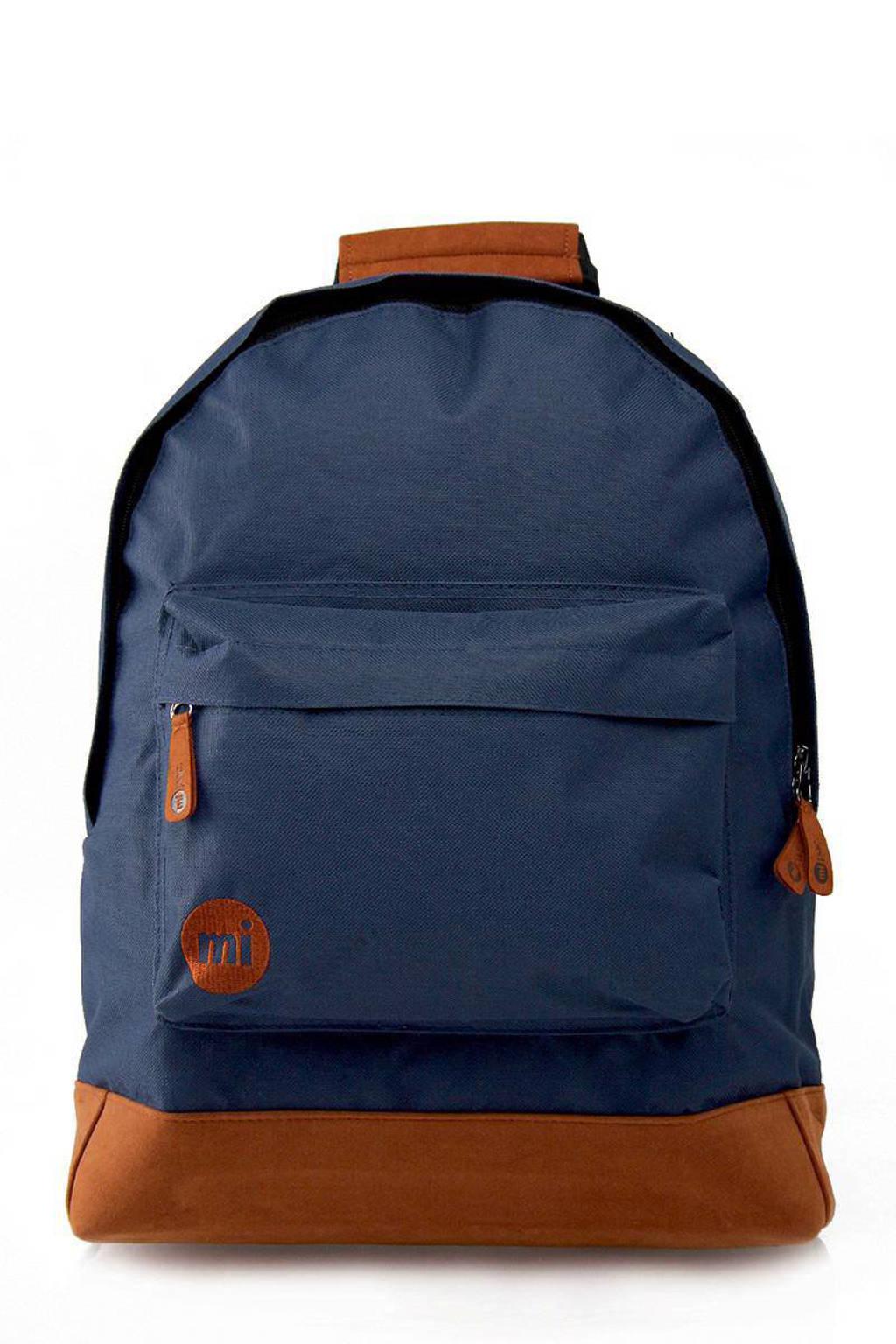 b2030555346 Mi-Pac Classic rugzak, Blauw/bruin