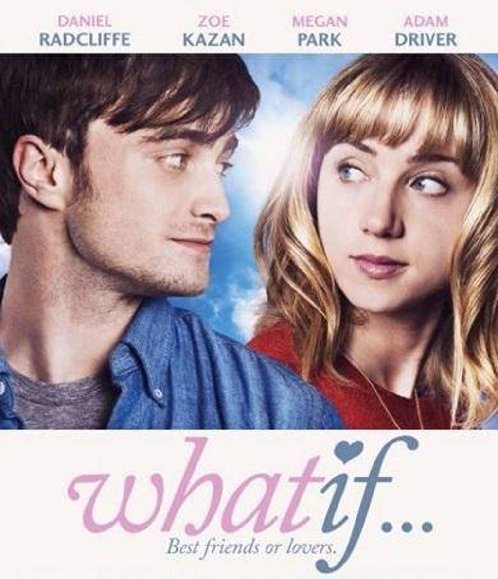 What if (Blu-ray)