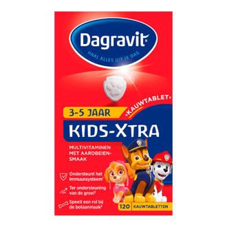Vitamine tabletten Kids-Xtra - 120 tabletten