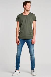 JACK & JONES ESSENTIALS Bas T-shirt, Groen