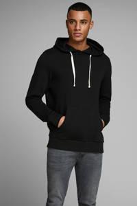 JACK & JONES ESSENTIALS Holmen hoodie, Zwart