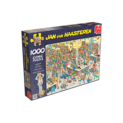 Jumbo Jan van Haasteren Kassa erbij legpuzzel 1000 stukjes kopen