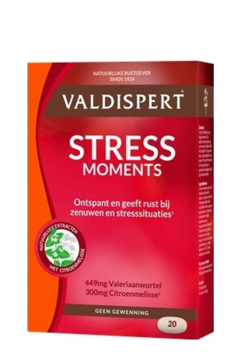 Valdispert Stress Moments - 20 tabletten