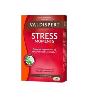 Stress Moments - 20 tabletten