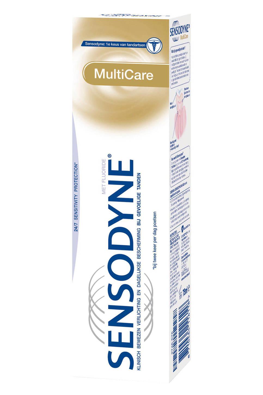 Sensodyne tandpasta Multicare - 75 ml | wehkamp