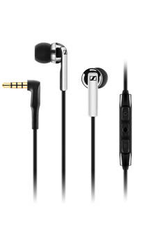 CX 200G in ear koptelefoon zwart