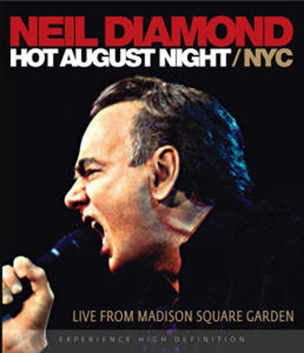 Neil Diamond - Hot August Night / NYC (Blu-ray)