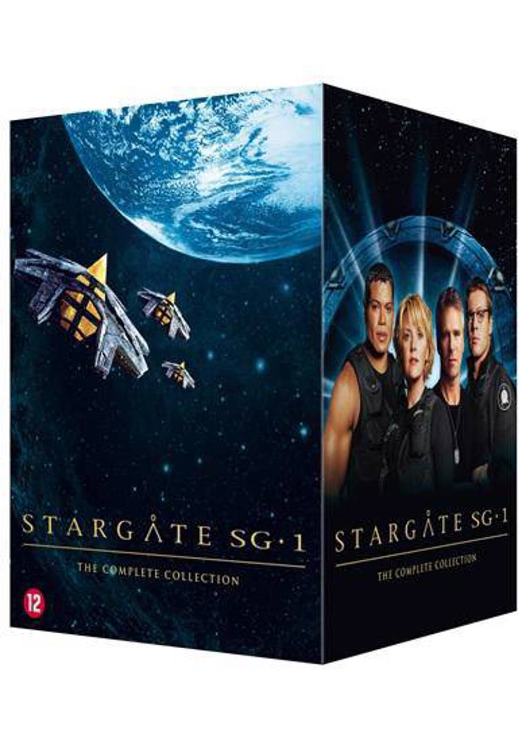 Stargate SG1 - Complete collection (DVD)
