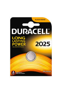 Duracell  2025 lithium knoopbatterij 1 pack