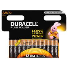 Plus Power AAA alkalinebatterijen 12-pack