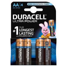 Ultra Power AA alkalinebatterijen 4-pack