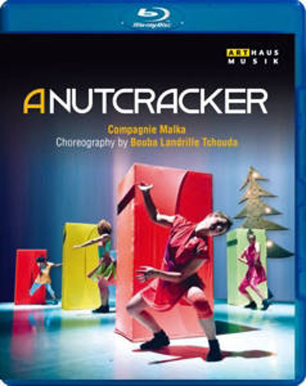 Compagnie Malka - A Nutcracker, Bouba Landrille Tchou (Blu-ray)