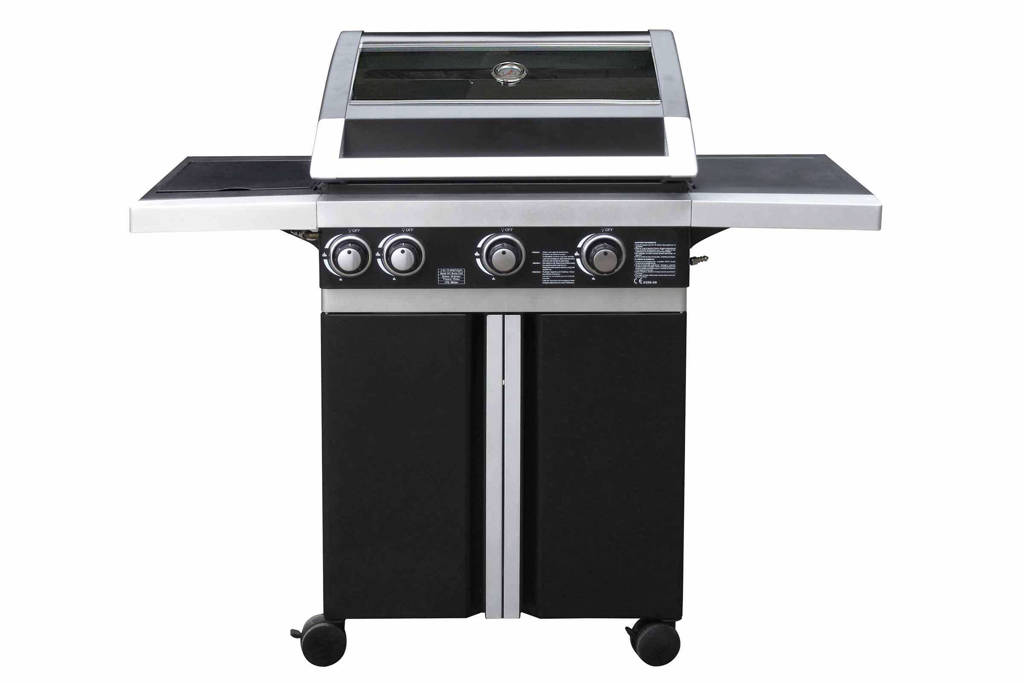 Garden Grill Evolution 3+1 gasbarbecue