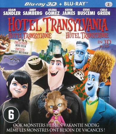 Hotel Transsylvanië (3D) (Blu-ray)