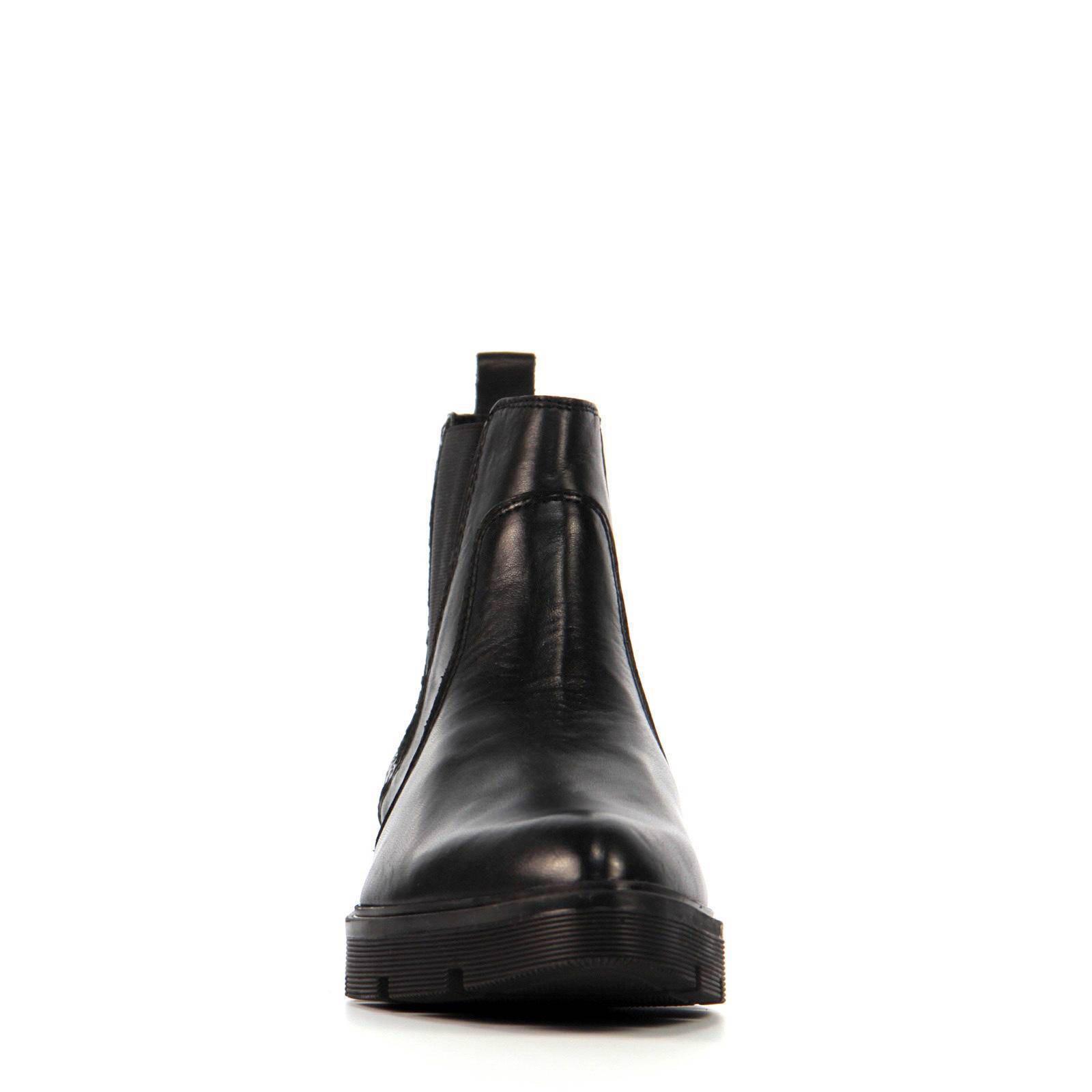 best website f7d94 a8226 leren chelsea boots