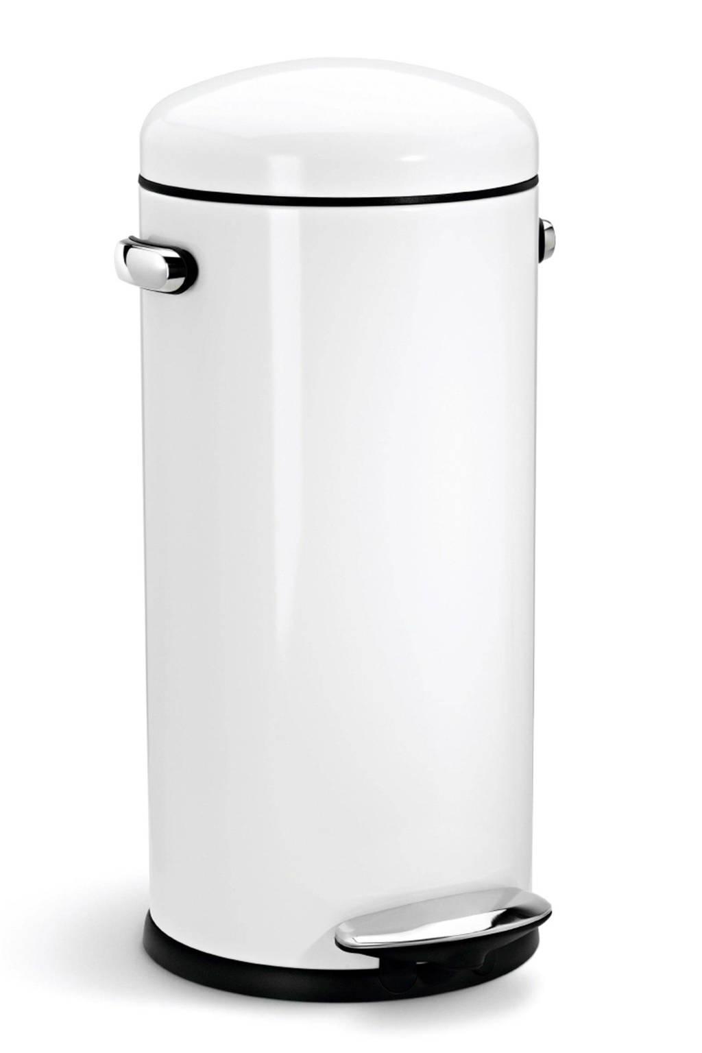 Pedaalemmer 30 Liter.Sh011028 Pedaalemmer 30 Liter