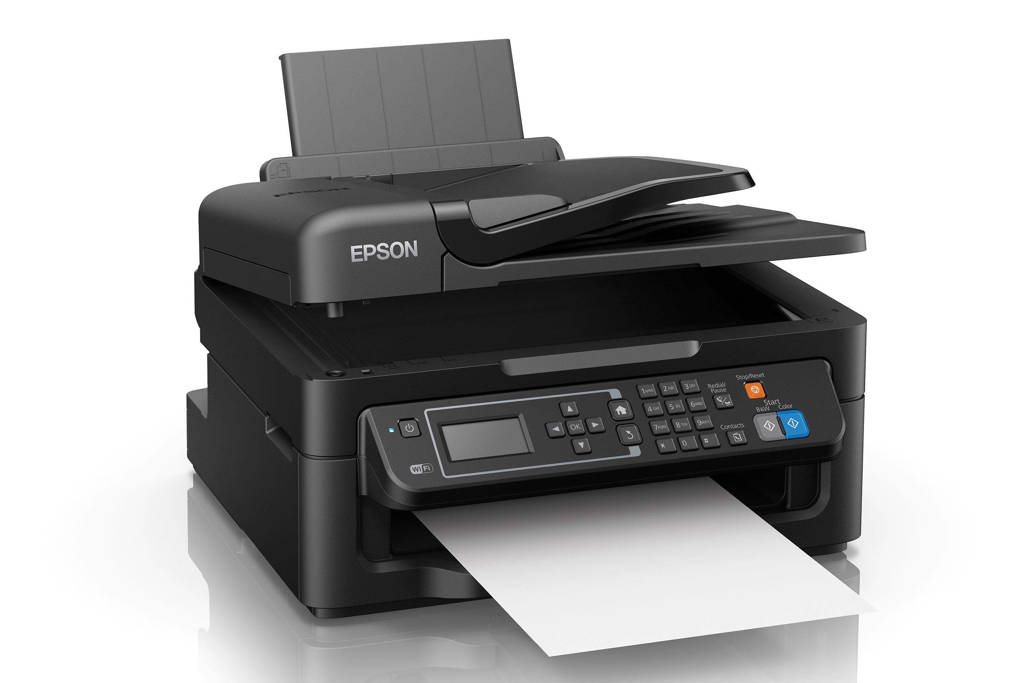 Epson Workforce Wf 2630wf All In One Printer Wehkamp