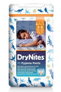 Huggies DryNites boy 3-5 jaar (maat S), S: 3-5 jaar