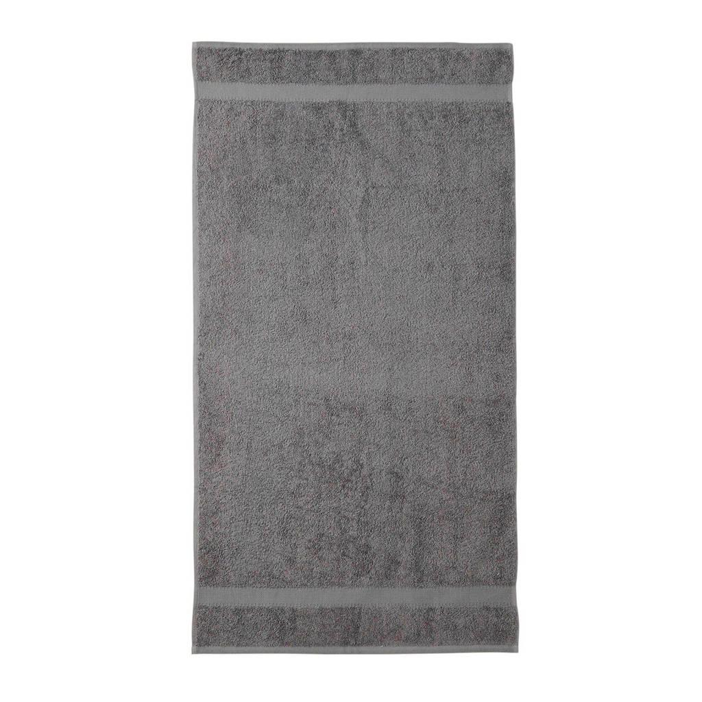 Vandyck handdoek (60x110 cm), Grijs