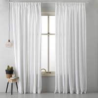 Wehkamp Home lichtdoorlatend gordijn kant en klaar (per stuk) (140 x 270 cm), Wit