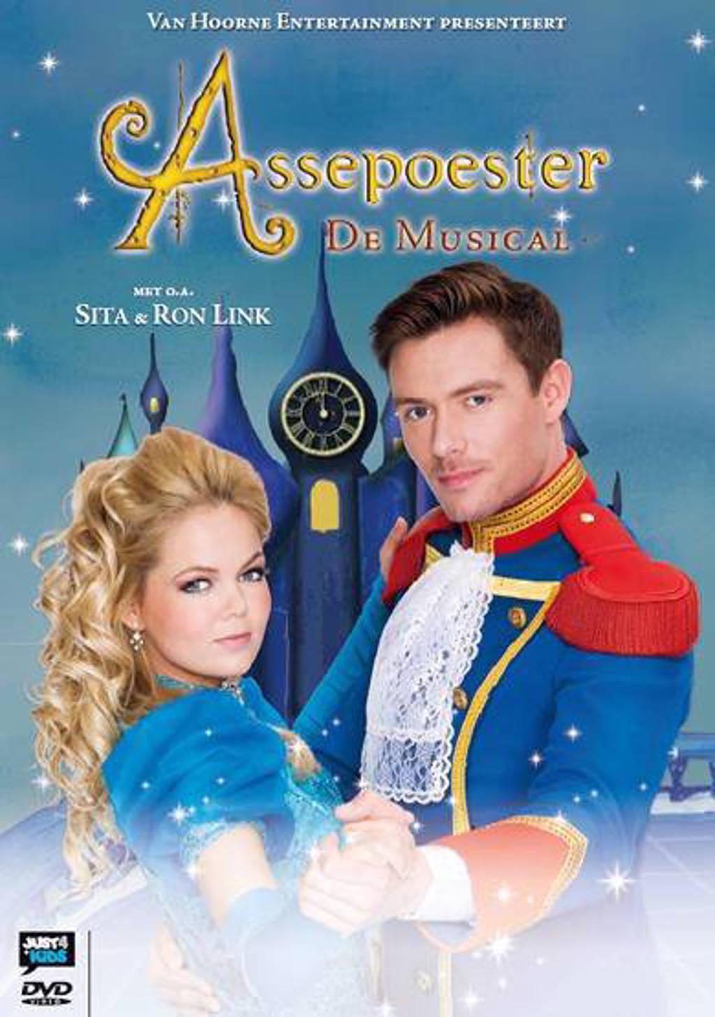 Assepoester de musical (DVD)