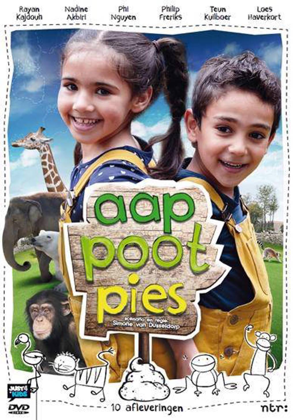 aap poot pies (dvd) | wehkamp