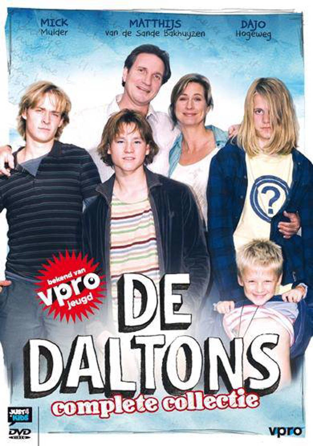Daltons - Complete collection (DVD)