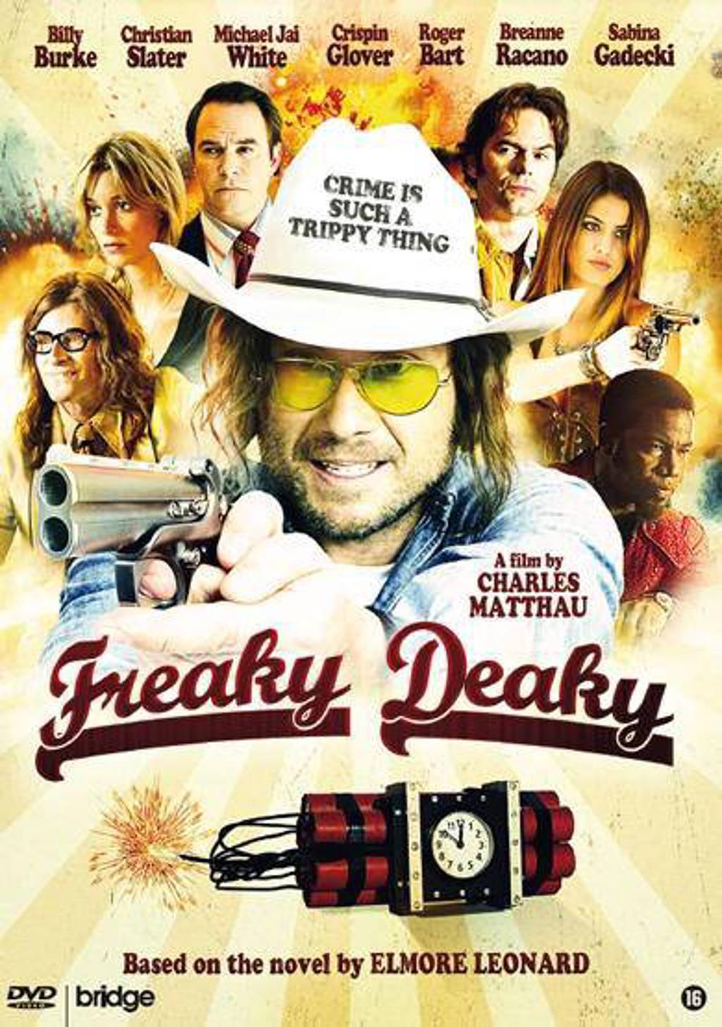 Freaky deaky (DVD)