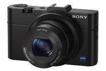Cybershot DSC-RX100II compact camera