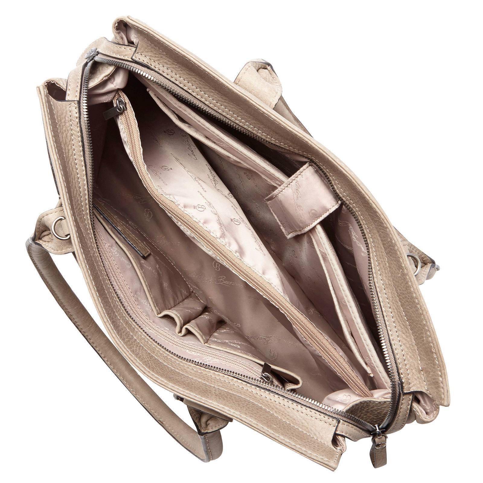 63f3ad1a0e2 Castelijn & Beerens 15,6 inch Carisma Business Bags leren laptoptas |  wehkamp