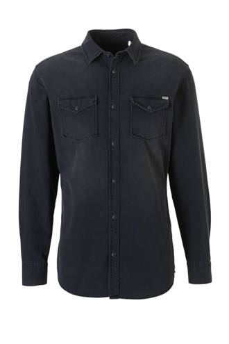 Essentials Sheridan slim fit overhemd