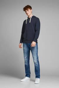 JACK & JONES ESSENTIALS Holmen hoodie, Donkerblauw