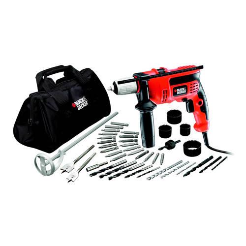 Black+Decker CD714CREW2 klopboormachine + accessoireset (40st) kopen